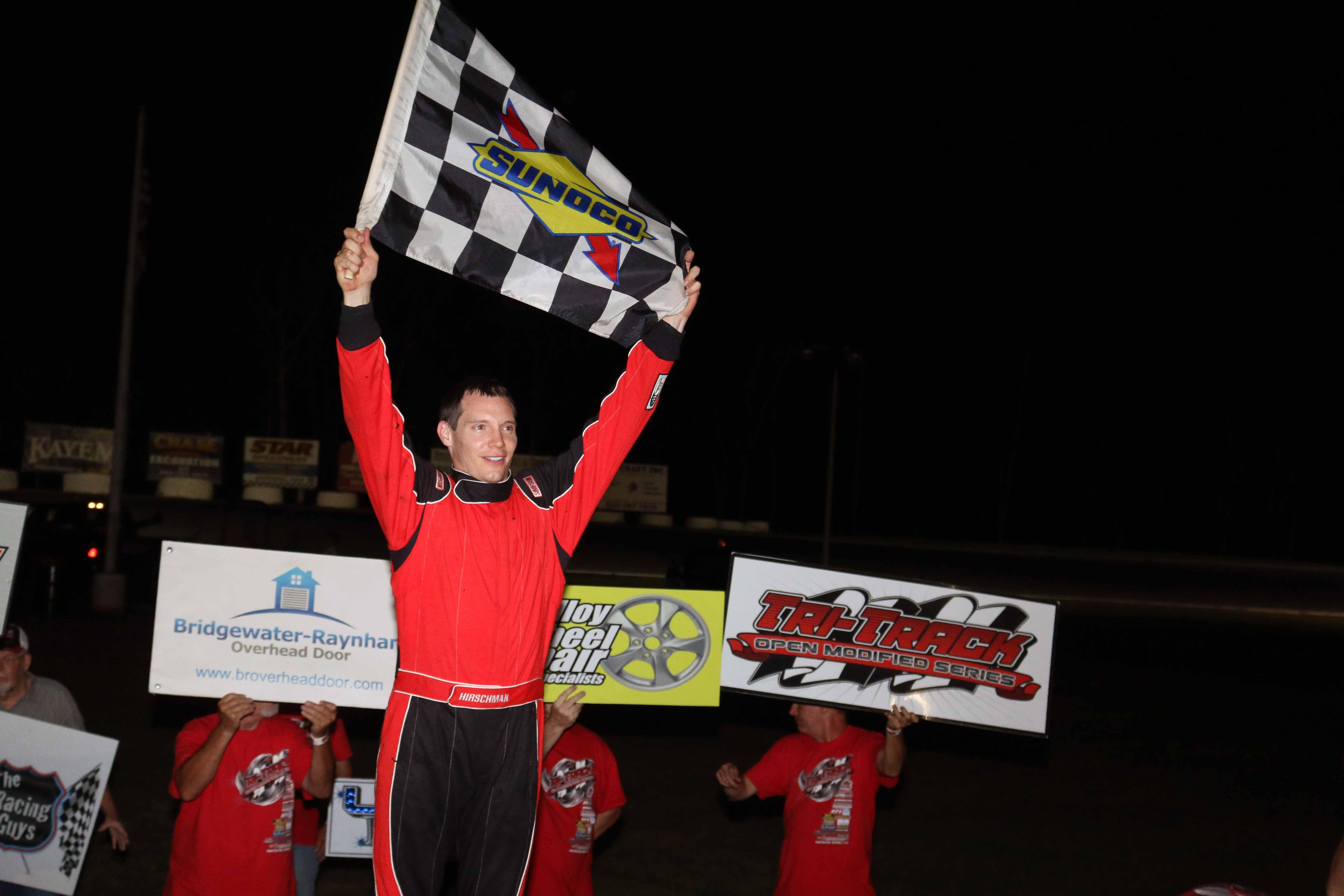 Matt Hirschman Cashes In On Tri Track Sbm 125 Gold At Star